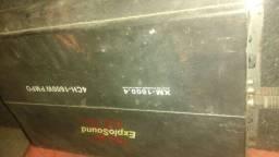Gravi de 12 modelo de 1600 rms 4 canau