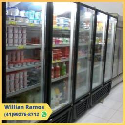 Equipamentos para Mercados, Panificadoras, Lanchonete, Fábricas de alimentos