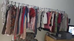 Vendo lote de roupas infantil