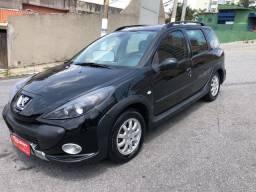 Peugeot 1.6 207 Escapade Flex 2010