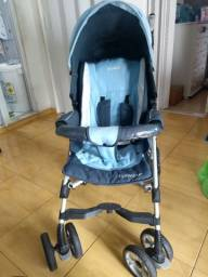 Carrinho de bebê D-JAZZ alumínio