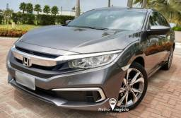 Honda Civic LX 2.0 Flex Aut. Cinza