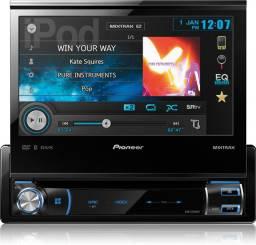 DVD Automotivo Pioneer - Retrátil