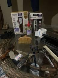Maquinário para barbeiro