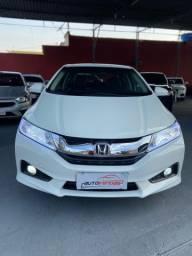 Honda City 1.5 Ex 2017 automático