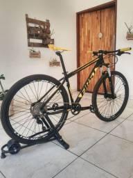Bike First aro 29 quadro 17 ,kit Deore 1x10