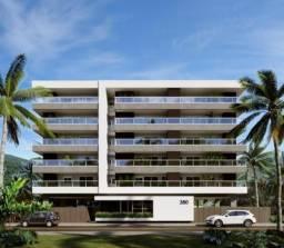 Apartamento alto padrão no litoral com 2 dormitórios à venda, 66 a 73m² - Itaguá - Ubatuba