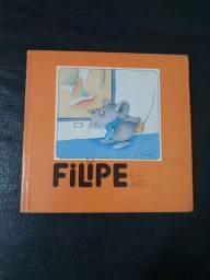 Livro Filipe e a Arte v6