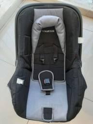 Carrinho de Bebe e Bebe Conforto Lenox Travel System Compass II + Cadeirinha de Descanso