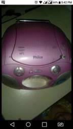 Rádio da marca Philco