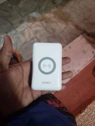 Power benk novo 10000 de bateria ? com uns 15 dias de comprado, comprei por 200