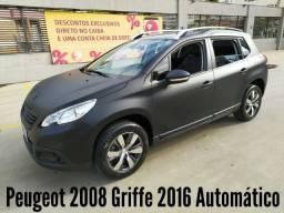 Peugeot 2008 1.6 Griffe Flex 2016 Automático