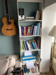 Estante para livros modular produto novo