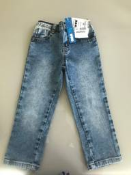 Calça jeans infantil 2 anos