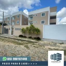 Apartamento a venda em Caucaia/Pacheco