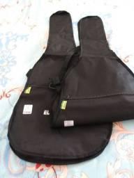 Capas para violão e acessórios