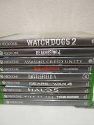 Xbox jogos vendo todos por preco barato