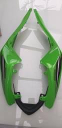 Rabeta lateral carenagem Kawasaki zx6-r ninja 636