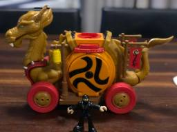 Carruagem Dragão Ninja Imaginext