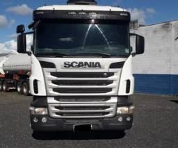 Scania R440 2012 com o parcelamento