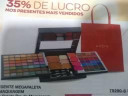 Presente Megapaleta de maquiagem