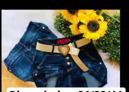 Shorts Jeans Modinha ???