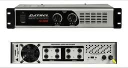 Vendo Potência De Som - Datrel Pa-3000
