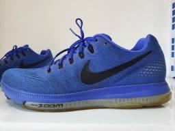 Tênis Nike Air Zoom Importado Azul Não tem no Brasil