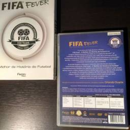 DVD duplo fifa fever 100 anos - edição especial limitada!