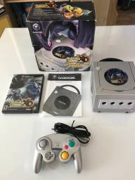 Nintendo Game Cube Limited Edition Pokemon Xd com 20 jogos