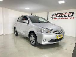 Etios Hatch X 1.3 Flex 2015 Completo