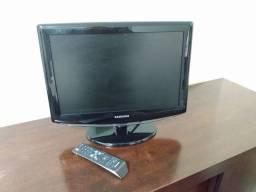 TV LCD Samsung 19 polegadas
