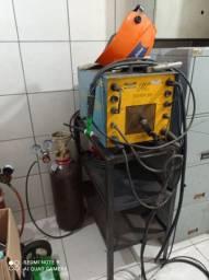 Máquina de Solda Tig trifásica