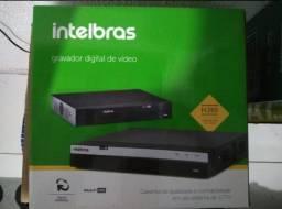 Dvr Intelbras 4 canais Mhdx 1104 s/ HD