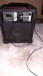 Caixa de som MF 200 APP
