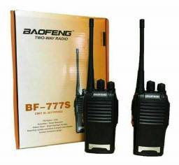 Rádio comunicador Walk Talk Baofeng