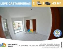 Leve Castanheiras R$165.400 Entrada parcelada em até 20x