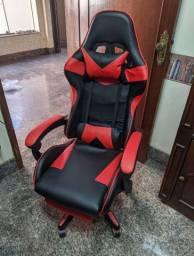 Cadeira Gamer Profissional Semi-Nova