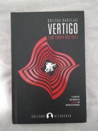 Livro Vertigo (Um Corpo Que Cai)