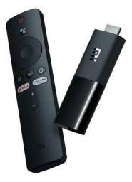 Smartv Mi TV stick - Netflix e etc. / Android TV - Melhor que TV Box - Original e Lacrado