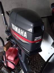 Motor 25hp Yamaha