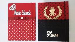 Capas Cartão de Vacinas, Personalizadas com nome, sob encomenda