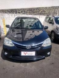 Etios XLS 1.5 Sedan único dono completo