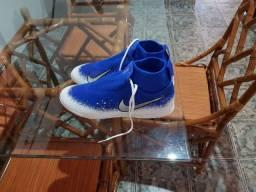 Chuteira Nike Botinha Phantom Pro Society