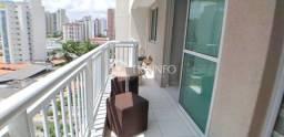 (EXR50773) Vendo apartamento no Papicu de 56m² com 2 quartos