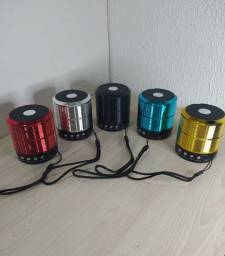 Caixa mini speaker WS-887* são luís