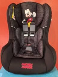 Cadeirinha Para Carro Mickey - NOVA, Lacrada na Caixa - 0 a 25 Kilos ou 0 a 6 anos