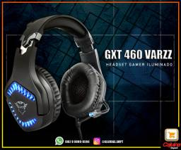 Headset Gamer Trust GXT 460 Varzz Illuminated, LED t21sd10sd20
