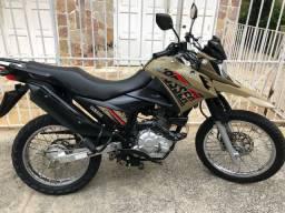 Yamaha crosser 18/18 baixa km