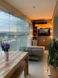 Splendor Blue 131 m² - Andar alto - Sol da manhã - Vista livre